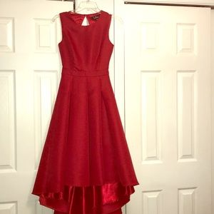 Lulus extra small red dress